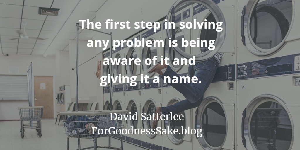 Quote - The first step in solving any problem.png