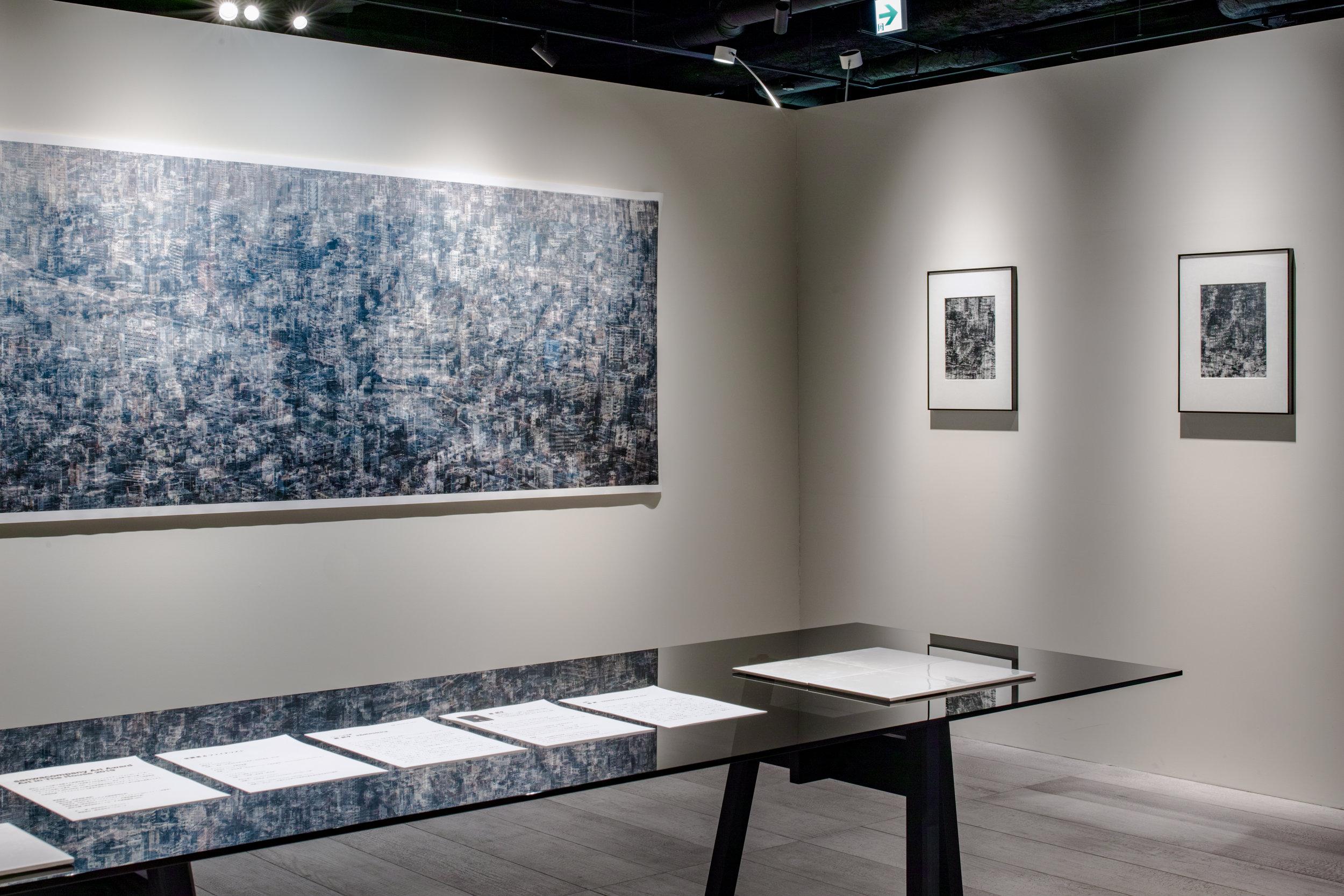 Inbetweening  sanwacompany showroom, 2019
