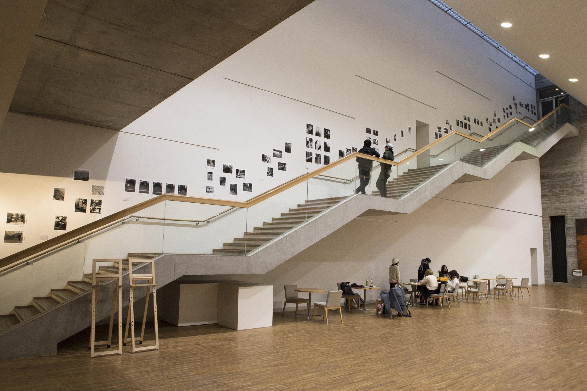 Uryuyama?  Kyoto University of Art and Design, 2014