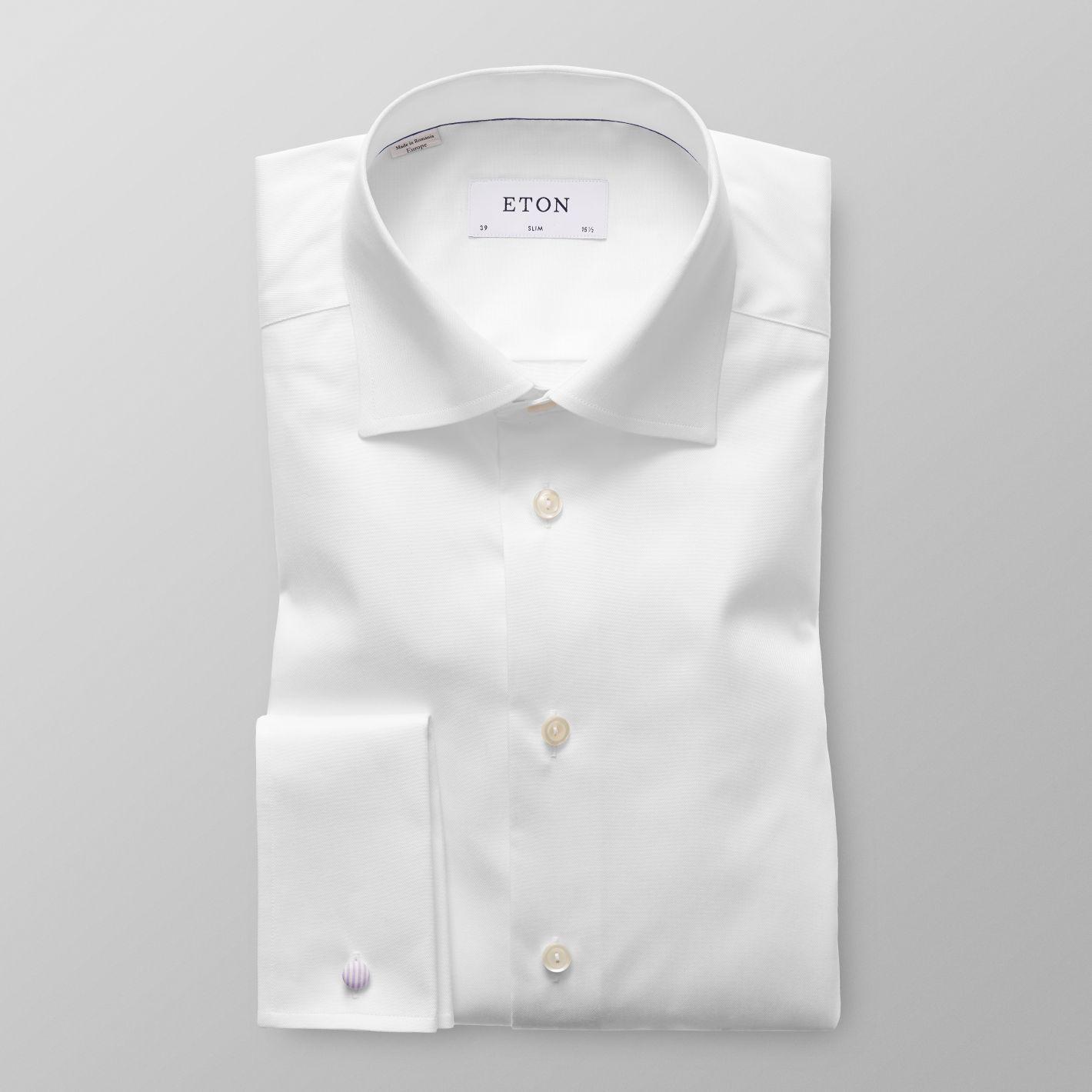 White French Cuff Shirt