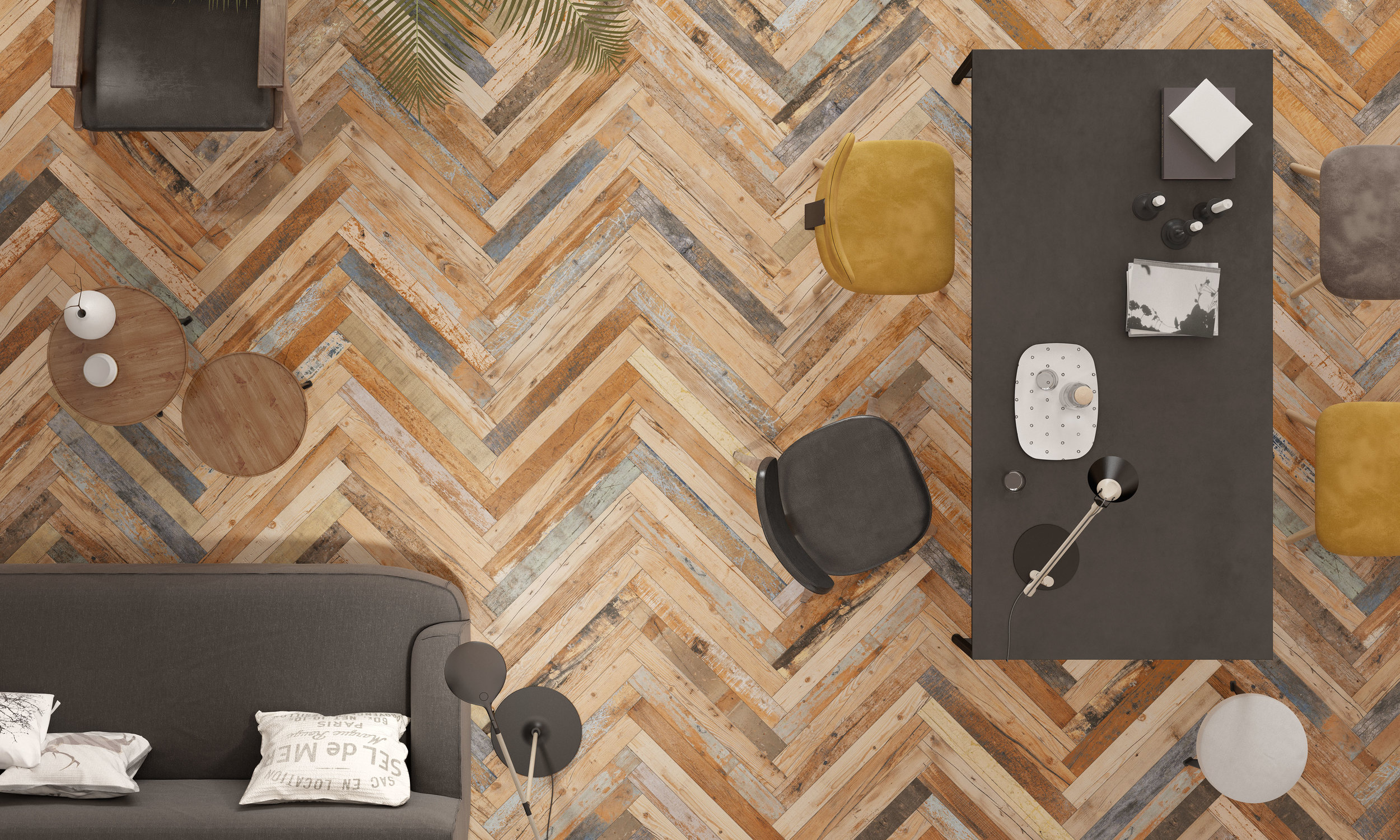 We are Vetro. - Every tile, expertly made. Every surface, elegantly covered. Every expectation, totally surpassed!