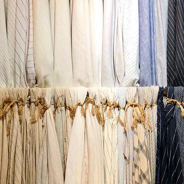 Sourcing 🖤#vintagebynaudic #linen #lifestyle #clothing