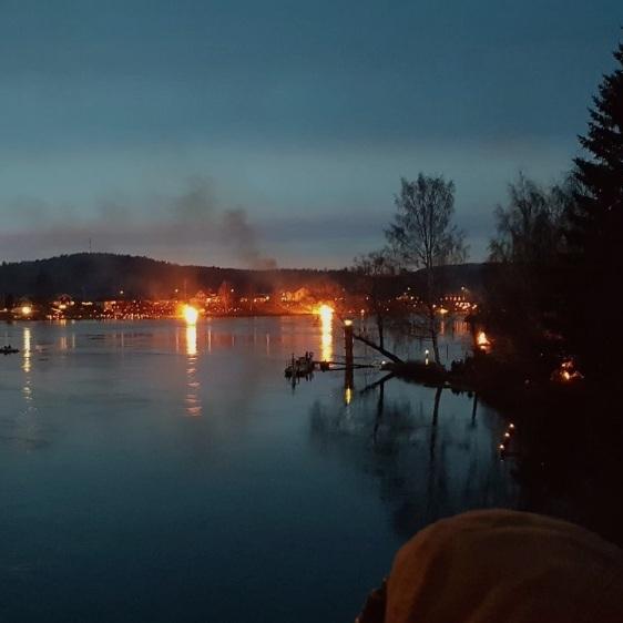 sevärdhet - FÄGGEBY, DALARNAVarje år firas valborg i Fäggeby med ett hejdundrande fyverkeri. Otroligt vackert!Tips inskickat av:Erik Lindahl