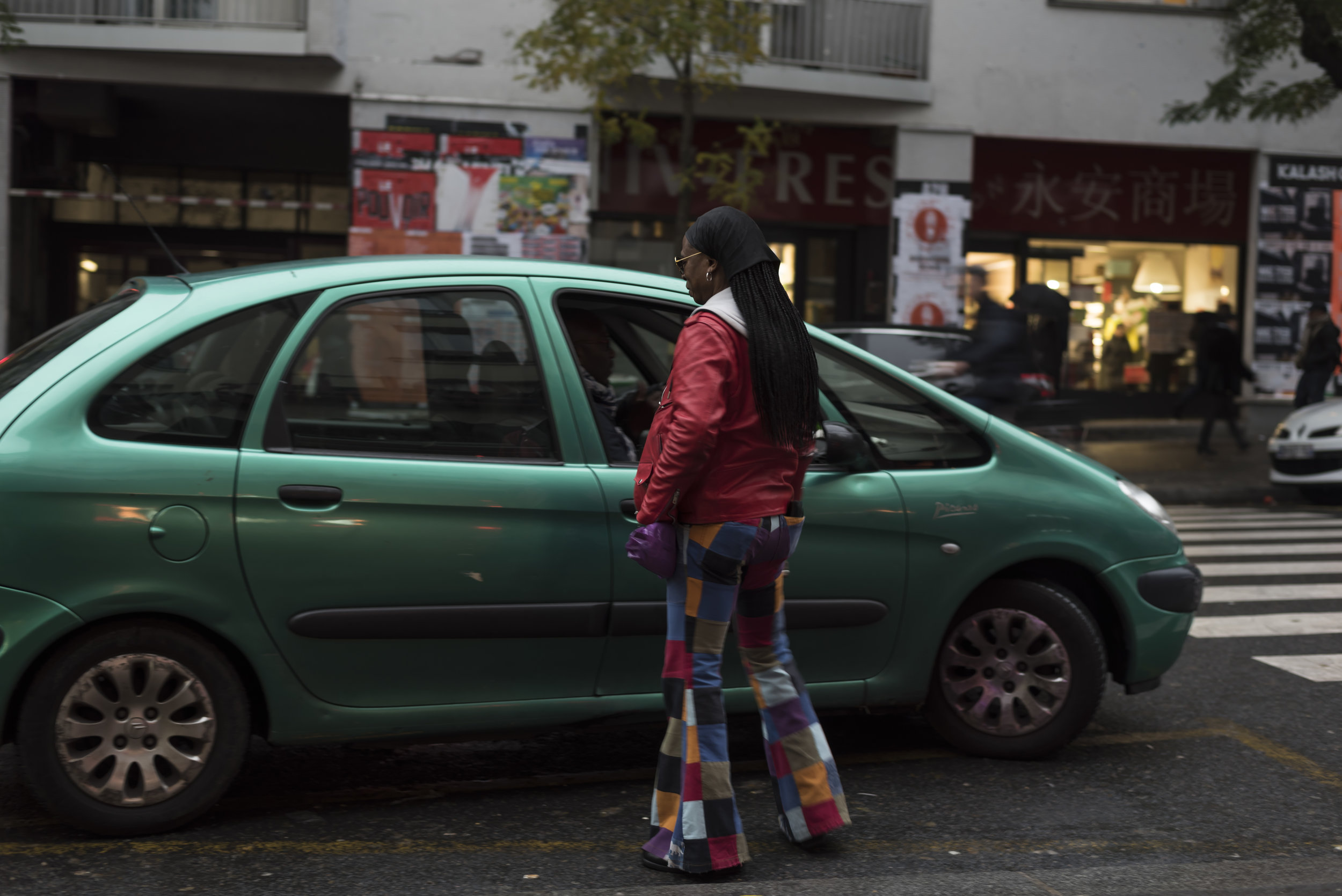 Belleville - Paris
