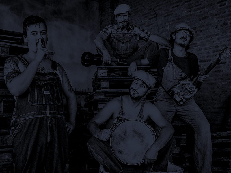 No Funny Stuff - Jug Band