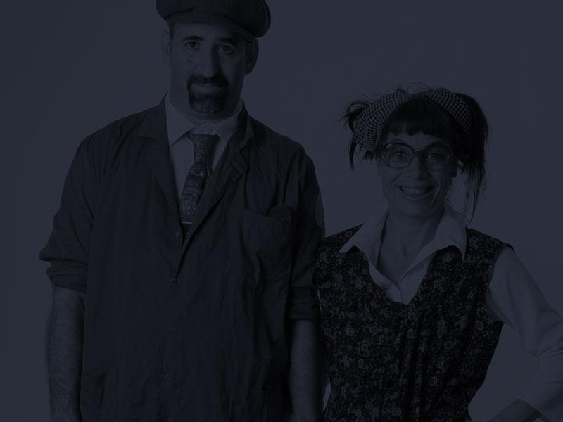 2. Duo ComicCasa - Circus & Comedy