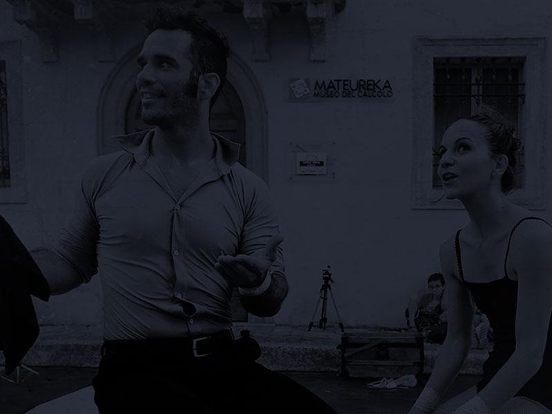 3. Duo Laos - Acrobatic Comedy Tango Show
