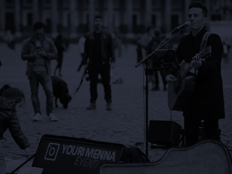 Youri Menna - Melodies from a Busker