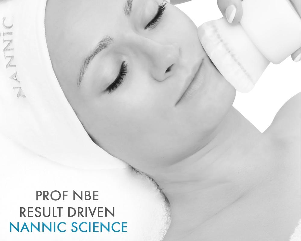 NANNIC PREMIUM - Moderni teknologia mahdollistaa kasvojenkohotuksen ilman kirurgista käsittelyä.Tehokkailla laitteilla tehtävä hoito saa sinut näyttämään raikkaalta, elinvoimaiselta, uudistuneelta omalta itseltäsi.