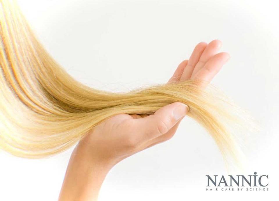 Haluatko vahvat ja tuuheat hiukset? -