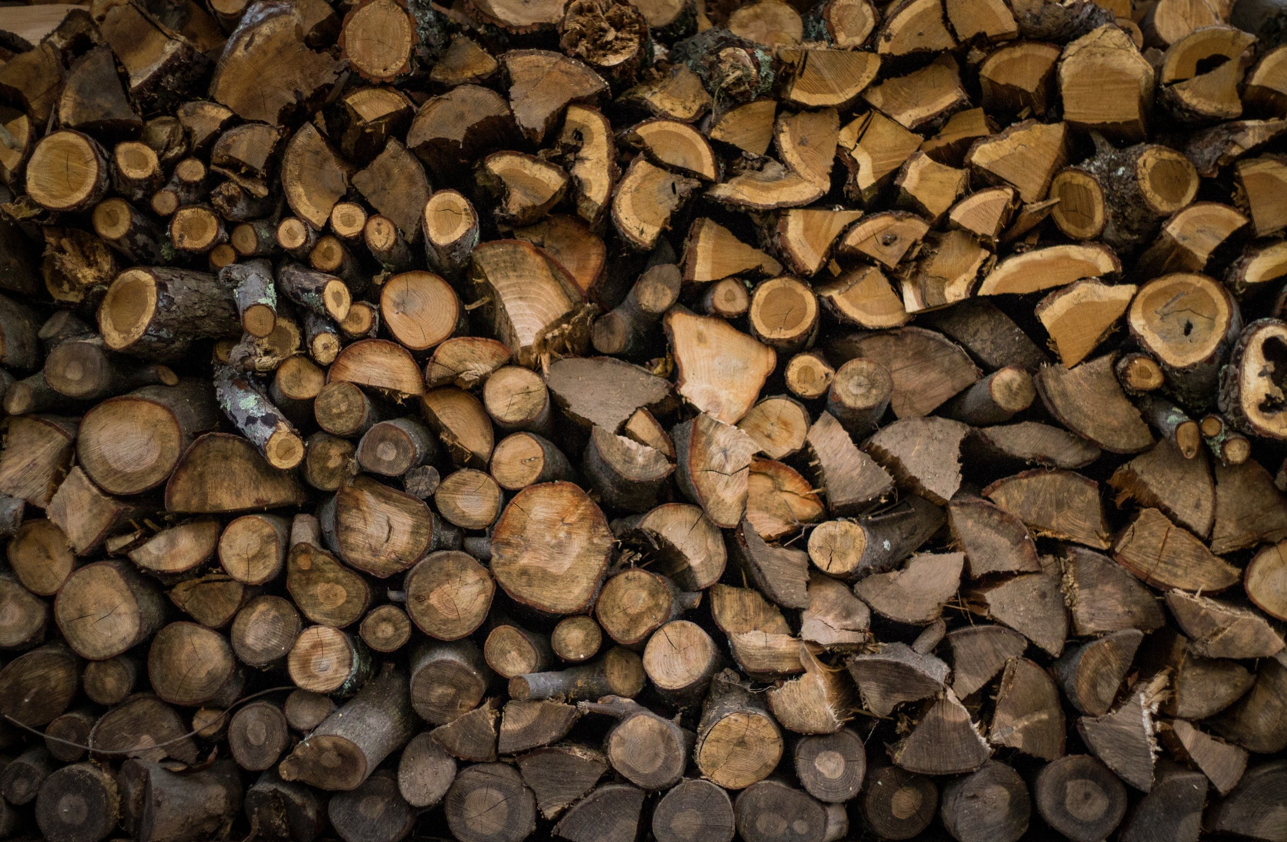 Firewood For Sale - Pick up and Delivery of high quality hardwood