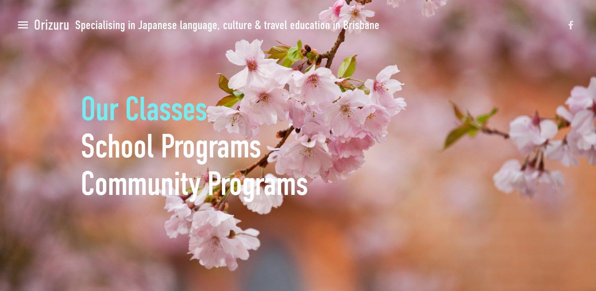 Orizuru - Specialising in Japanese language, culture & travel education.