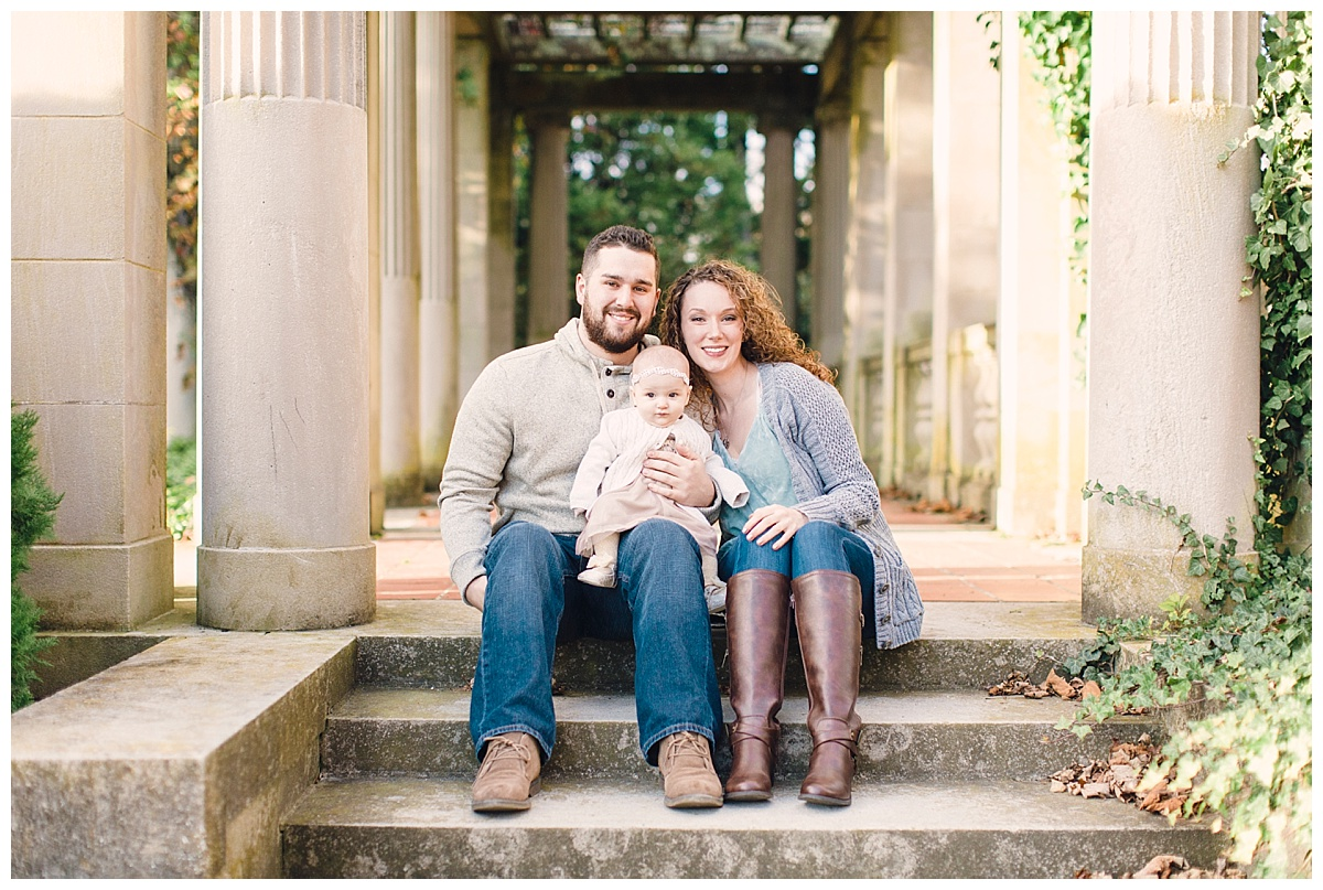Eolia Mansion Family Session