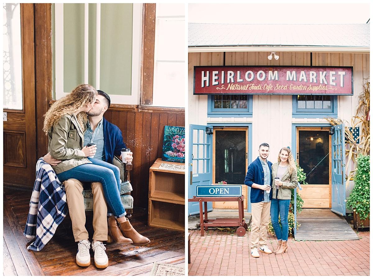 Heirloom Market Engagement