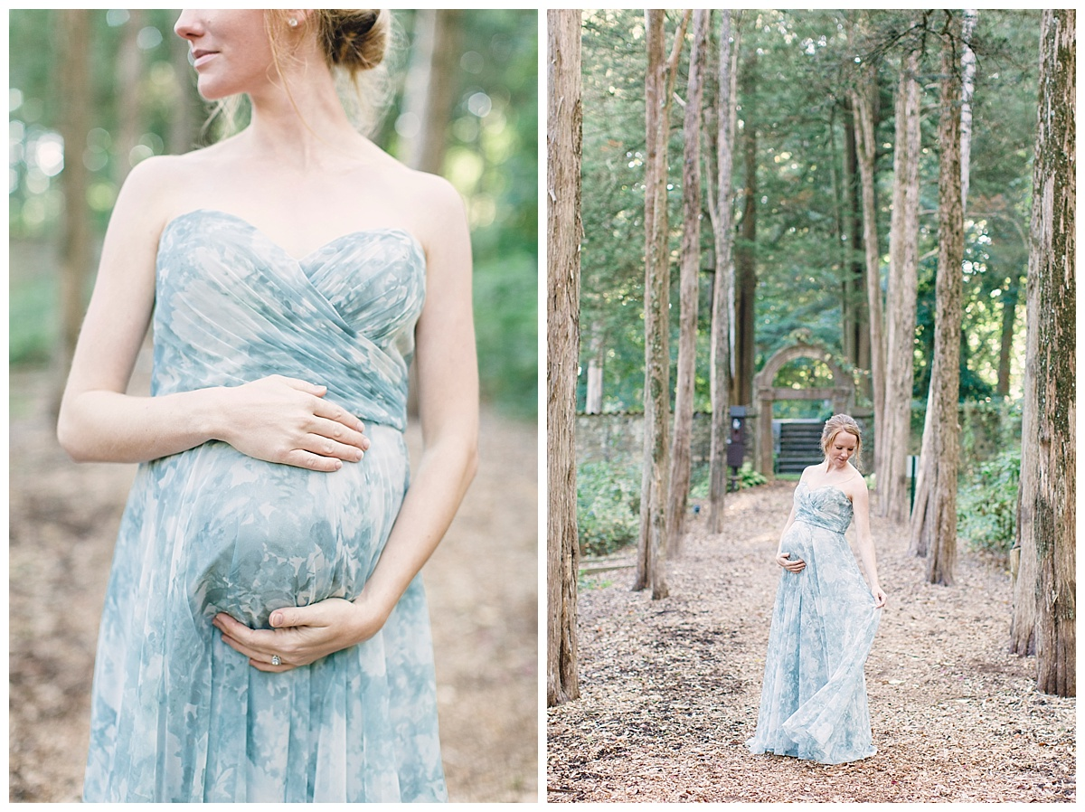 Caramoor Maternity Session