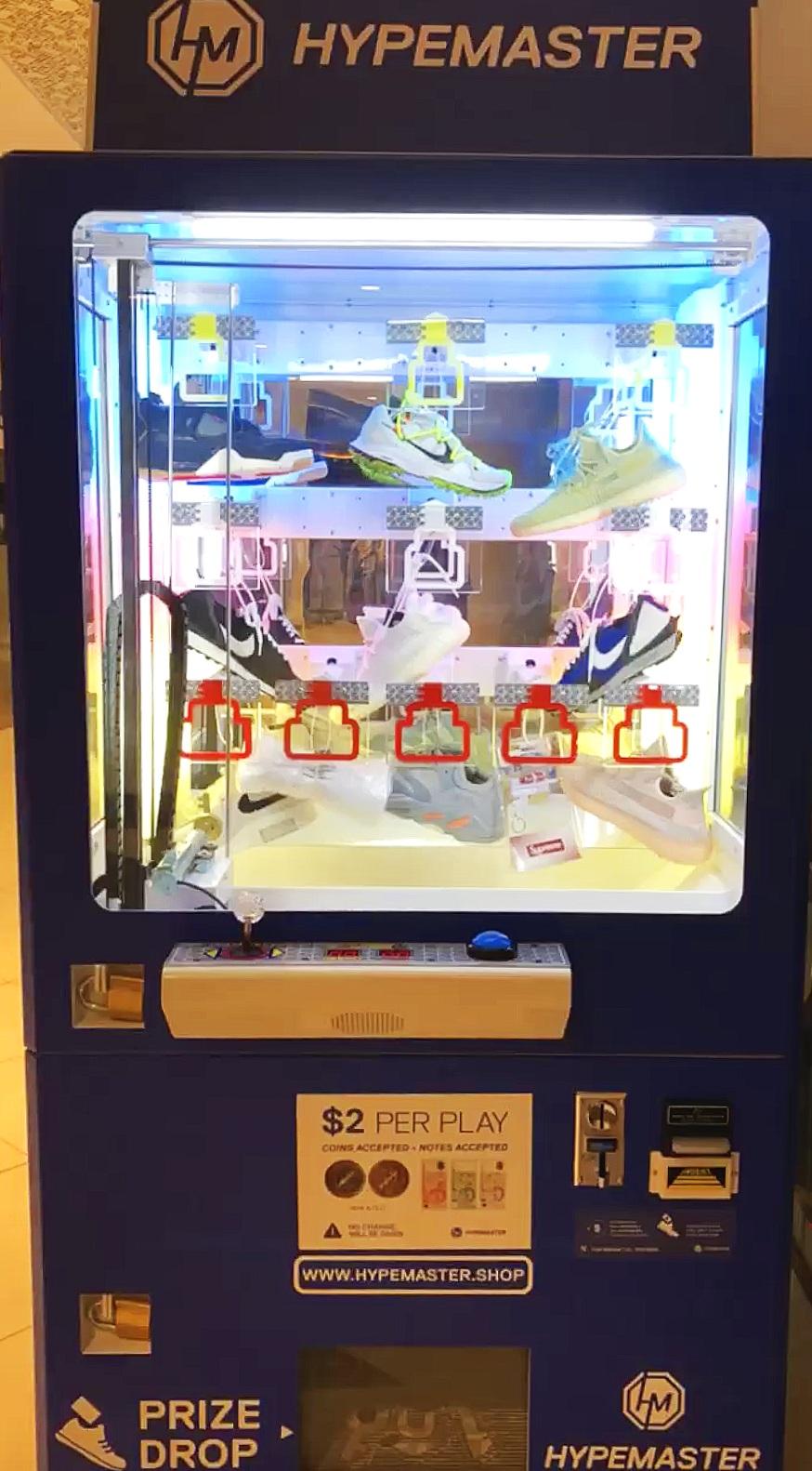 Tampines Mall Machine