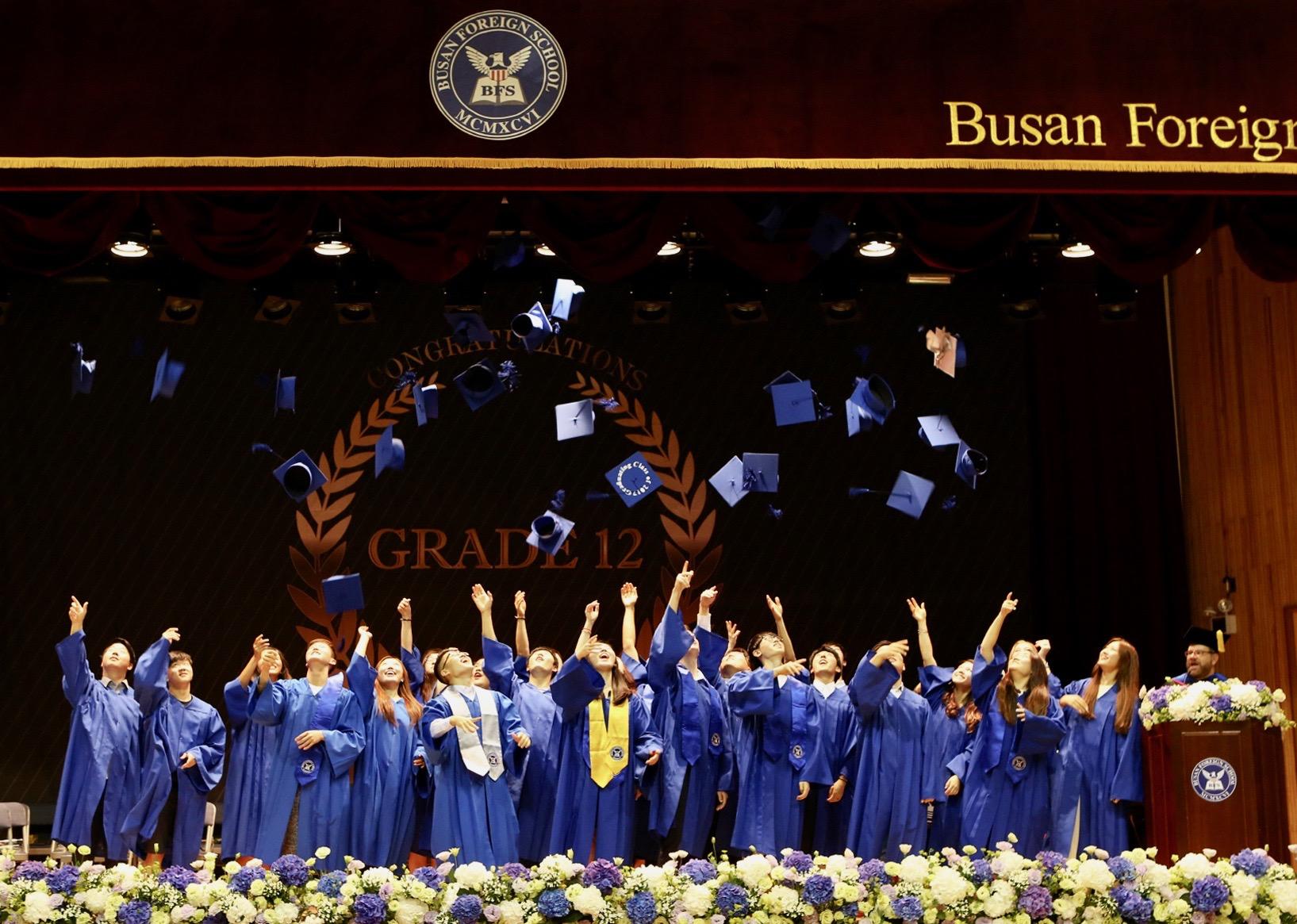 busan foreign school -
