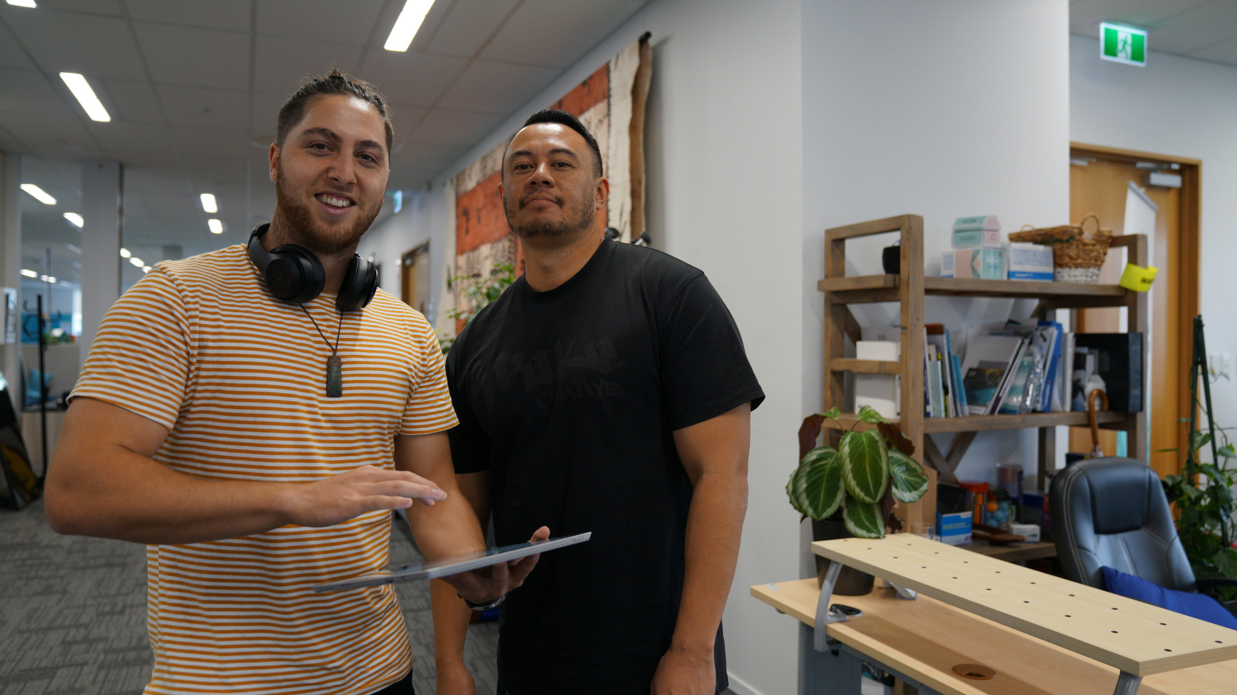 Manaakitanga   Creating initiatives that support Māori in ICT with business, employment, training and financial resources  Learn more