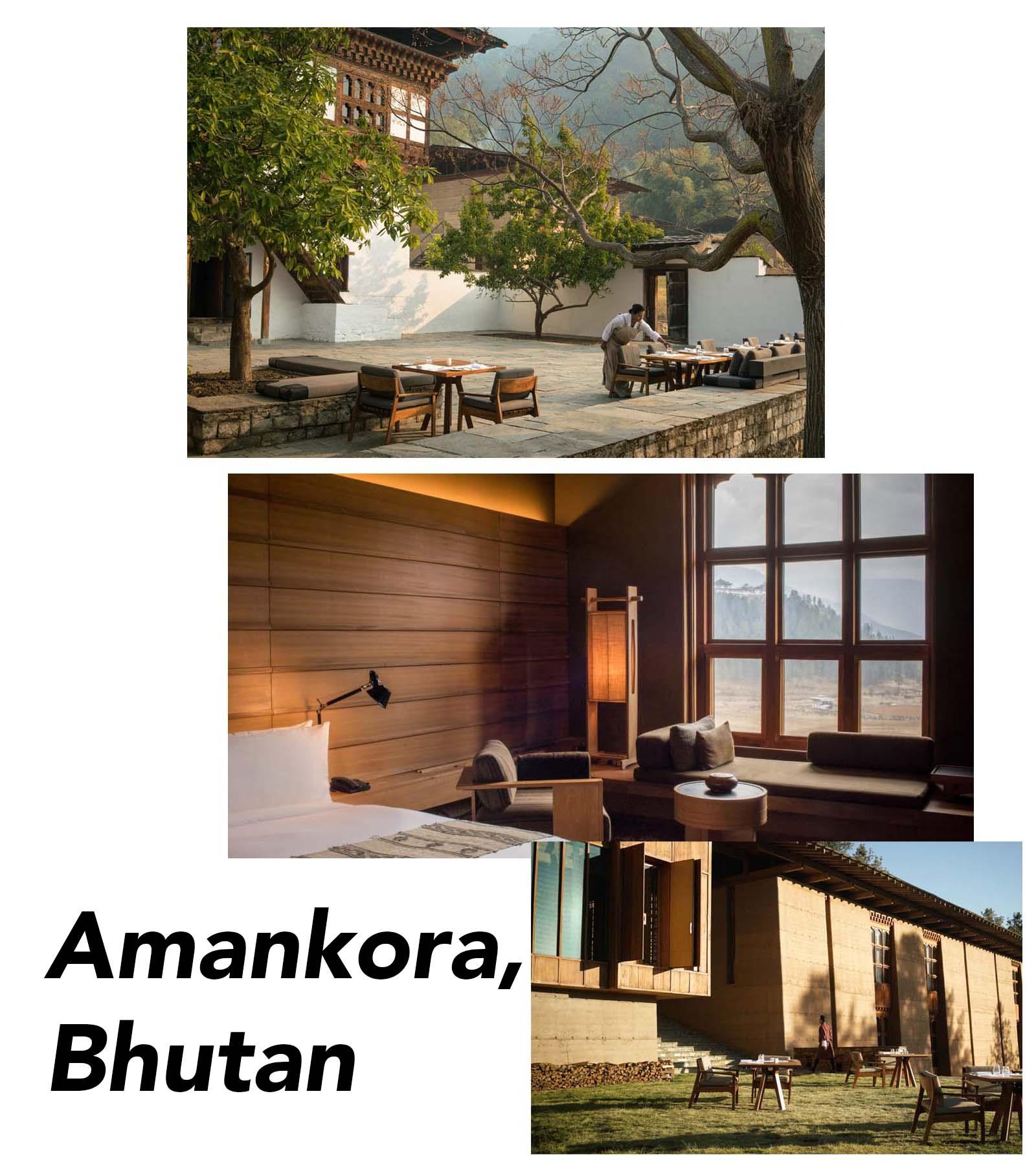 Bhutan - tranquil & hidden in the mountains