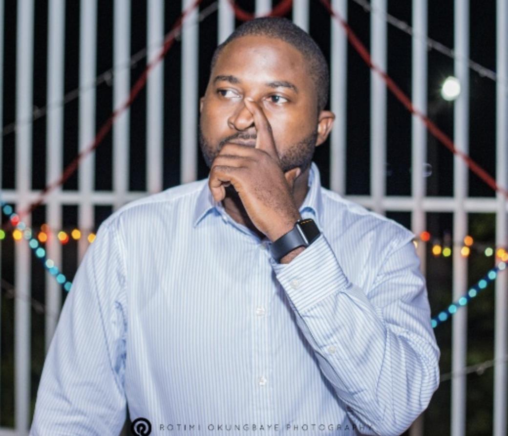 Ridwan Olalere - OPay
