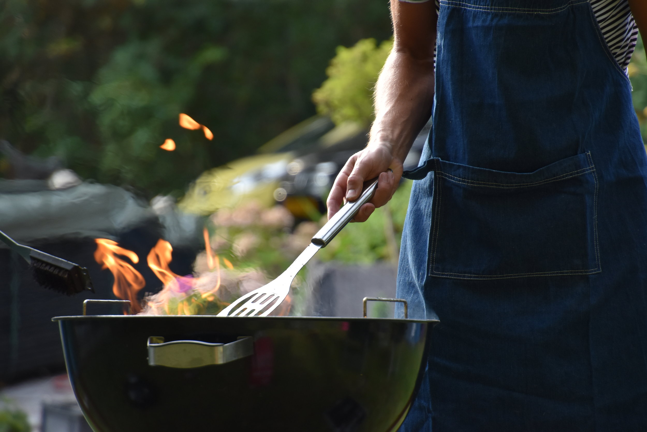 BARBECUE EXAMPLE MENU 2019 -