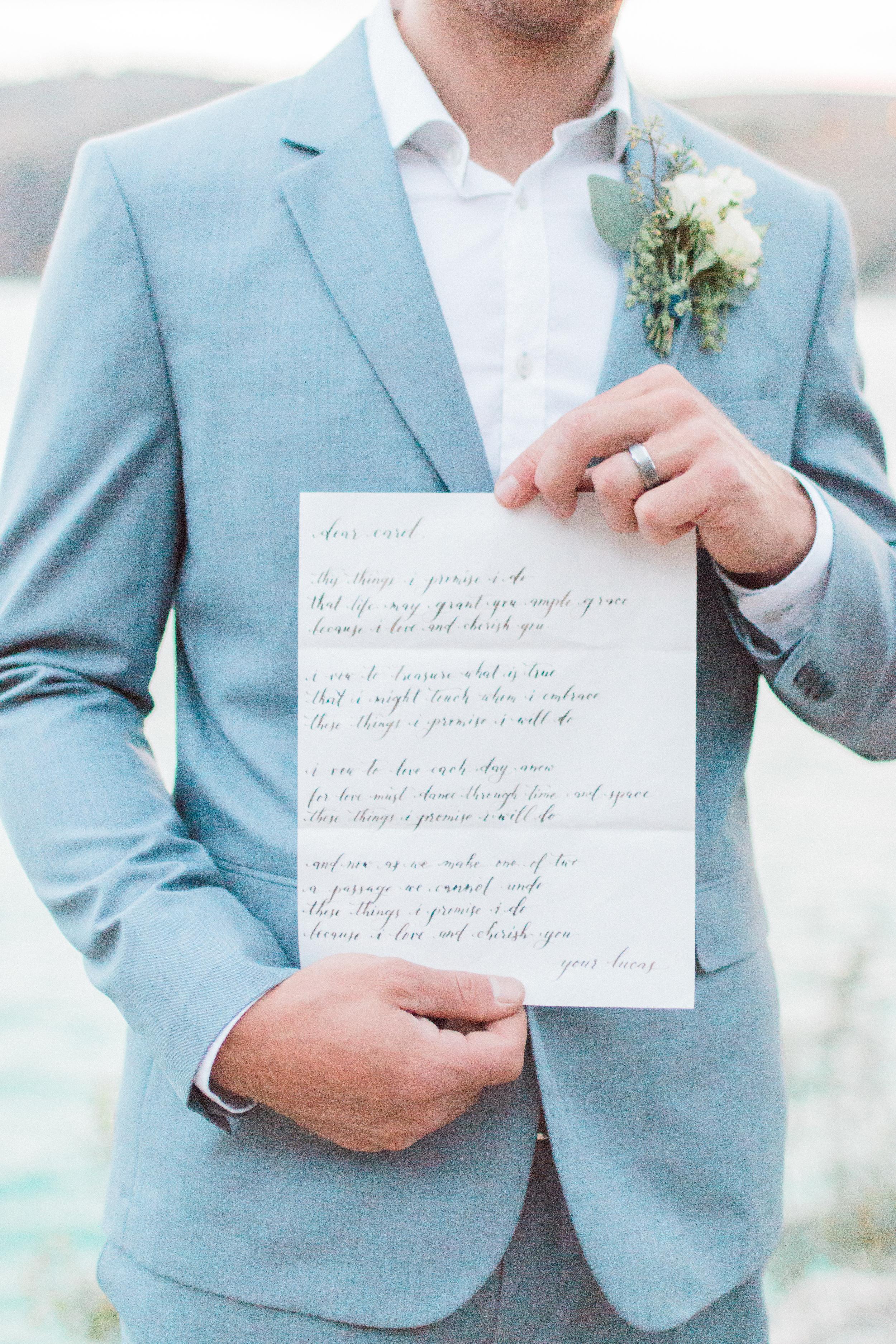 Vernon Waterfront Wedding Calligraphy Vows.jpg