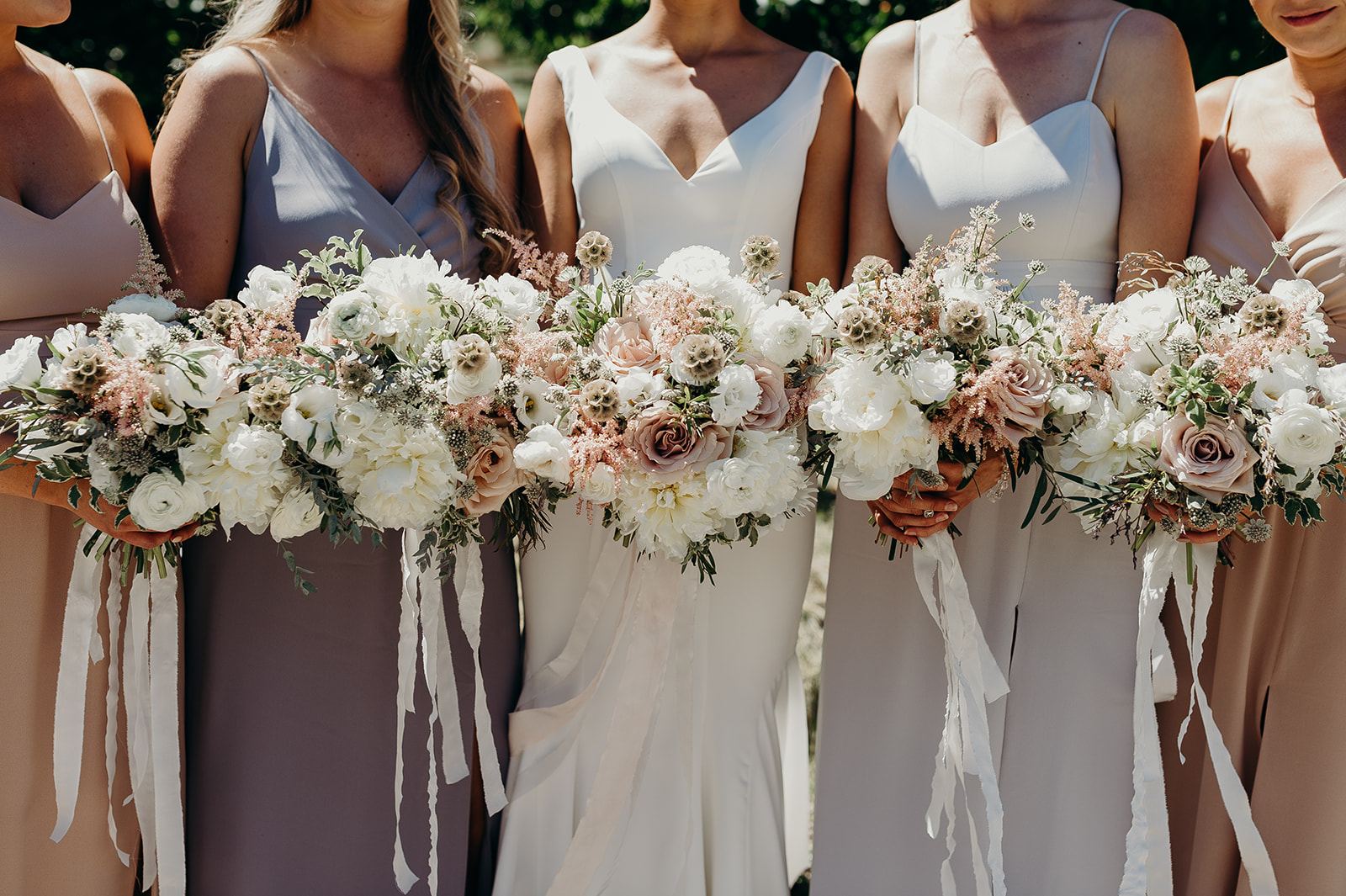 Kelowna Wedding Bridesmaid Bouquets.jpg