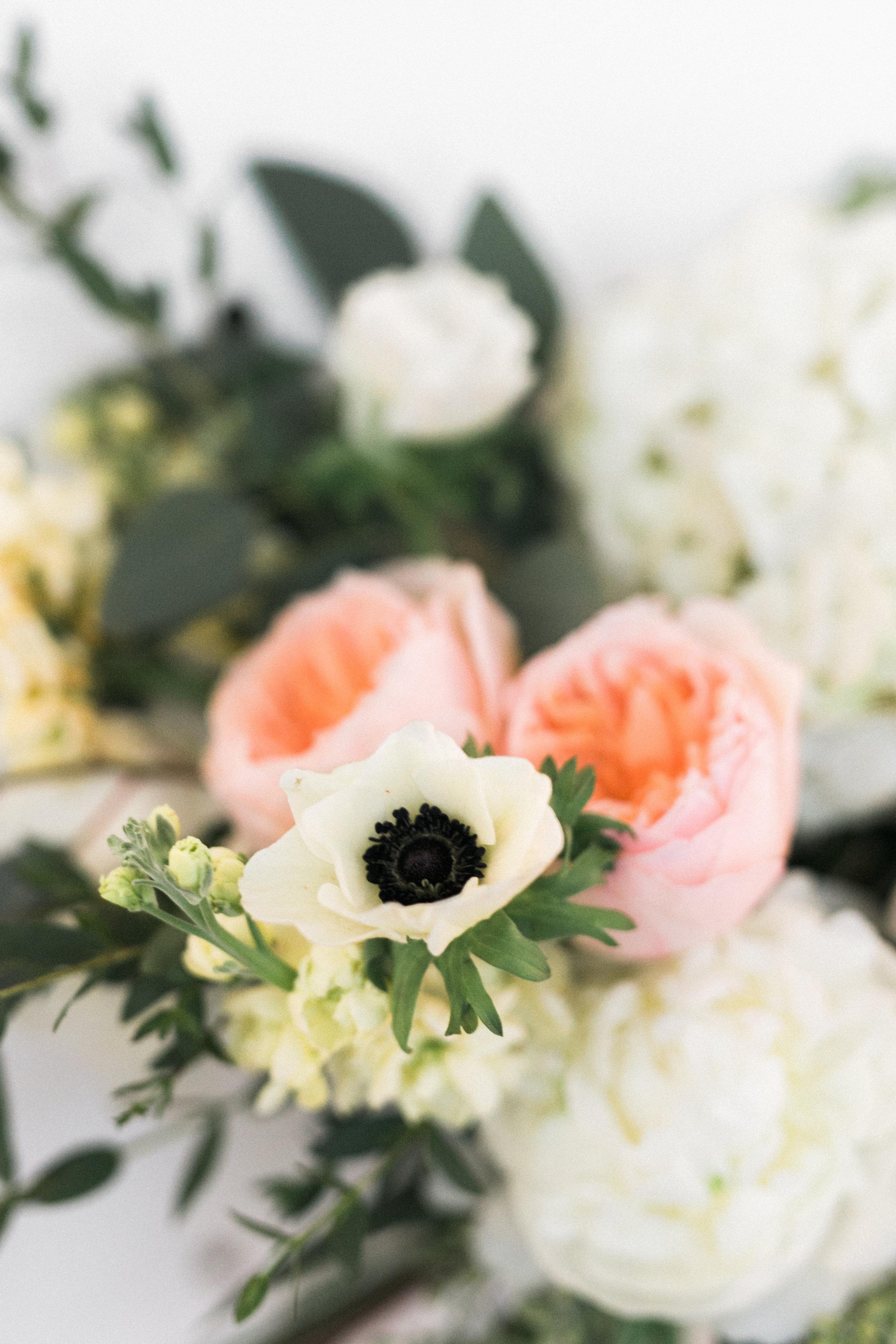 Kelowna Anemone Bouquet
