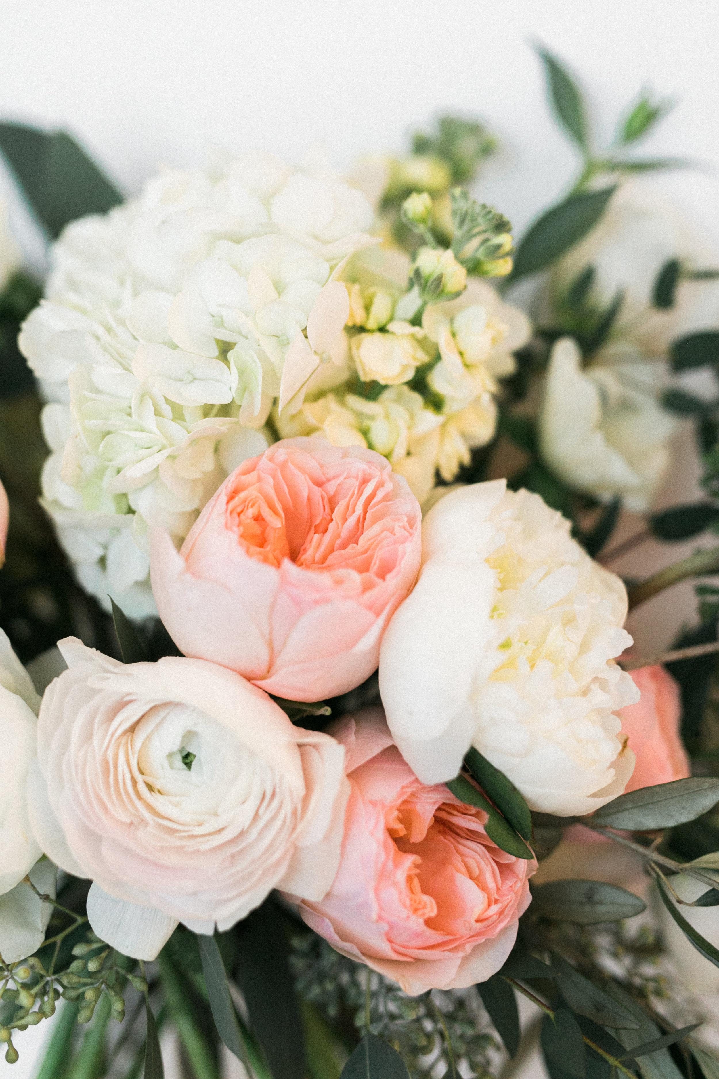 Okanagan Bridal Bouquet