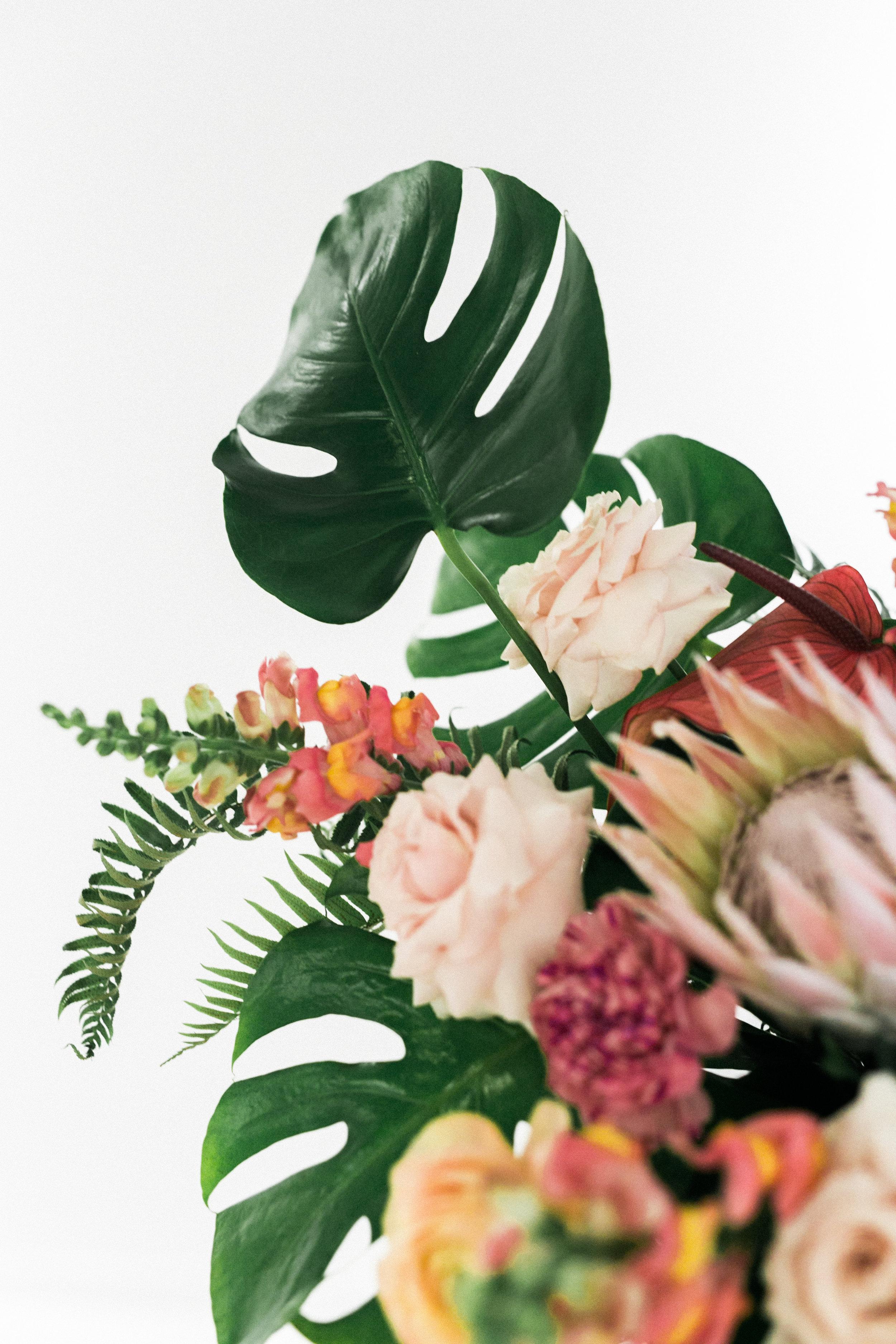 Colorful Floral Arrangement Kelowna