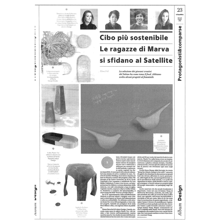 La Repubblica -