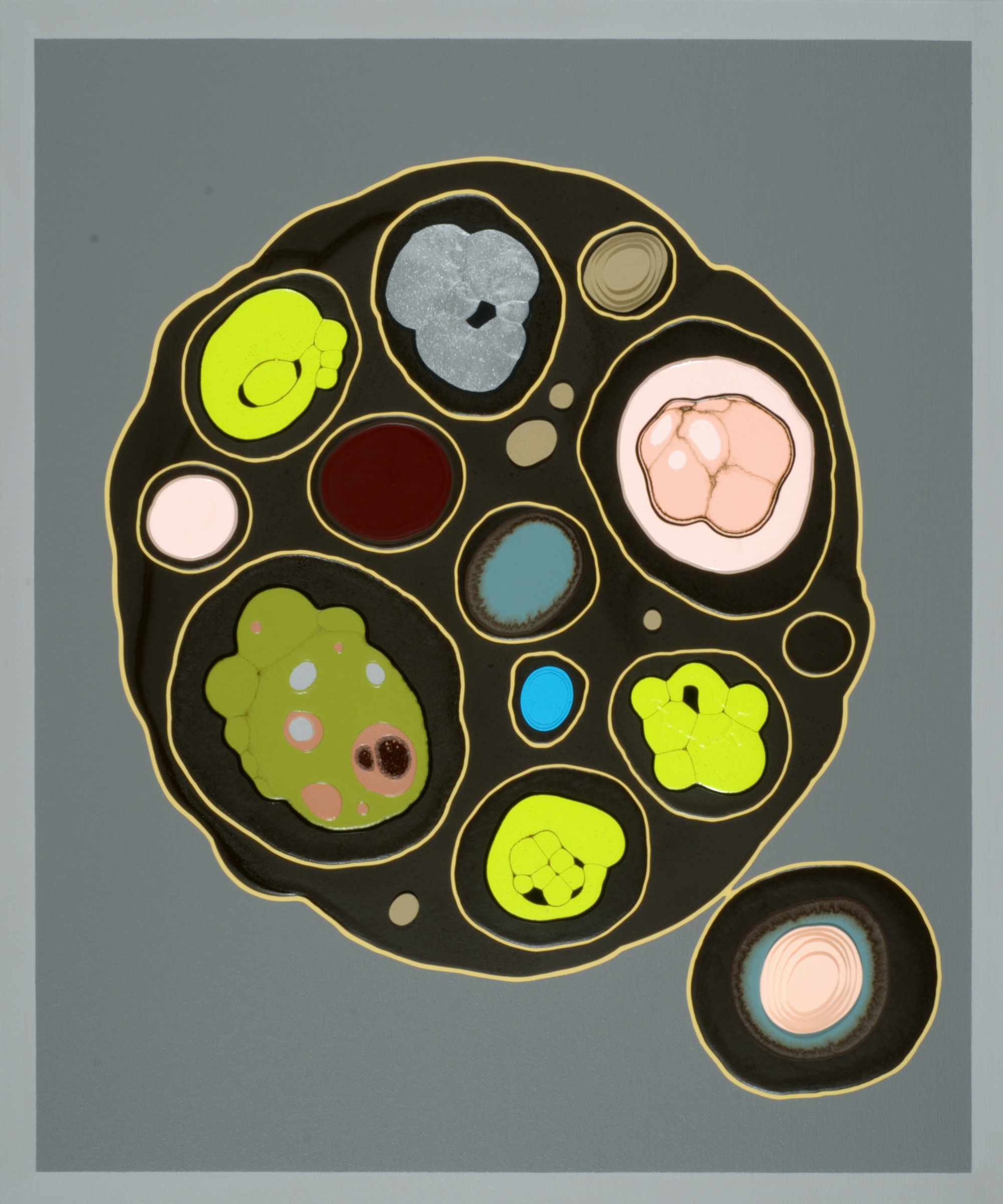 Untitled (organelles)