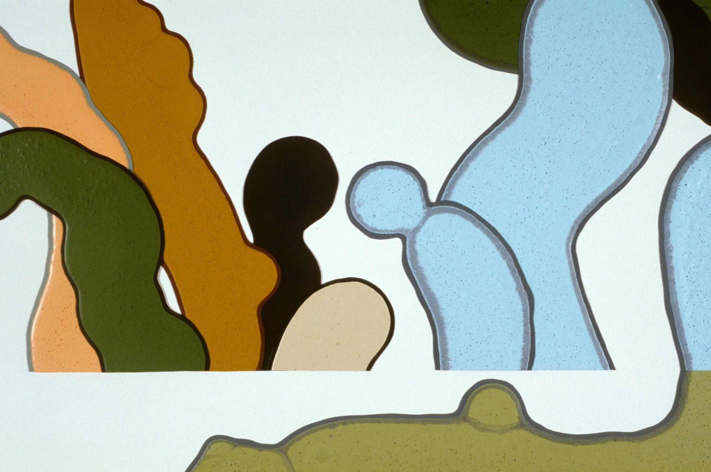 Detail of Crosscut