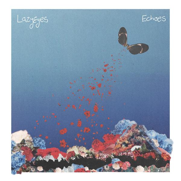 "Lazyeyes - EHR031 Echoes lp / June 15th 201812"" vinyl #350BUY"