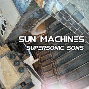 Sun Machines - ehr018 supersonic sons lp / november 18th 2016cassette #200 / cd #200BUY