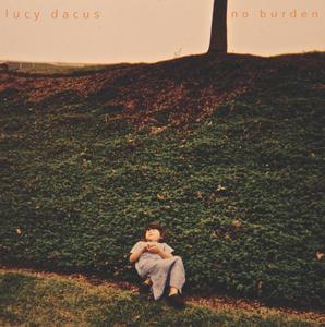 """Lucy Dacus - EHR014 No Burden lp / february 26th 201612"""" vinyl #300 / cd #500"""