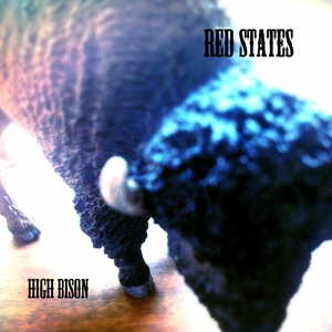 Red States - ehr001 high bison ep / june 14th 2014cd #300BUY