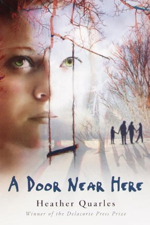 A Door Near Here. Cover Art and Design by Ericka O'Rourke