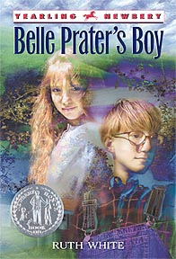 Bell Prater's Boy. Cover Art by Ericka O'Rourke