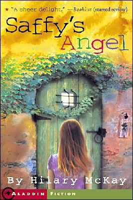 Saffy's Angel. Cover Art by Ericka O'Rourke