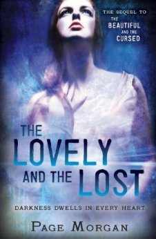 The Lovely and the Lost. Cover Art by Ericka O'Rourke