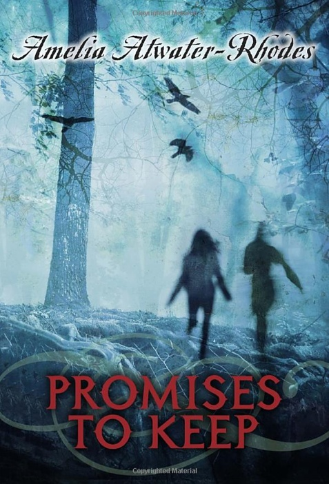 Promises to Keep. Cover Art by Ericka O'Rourke