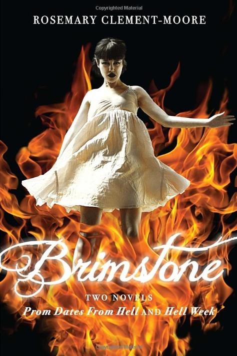 Brimstone. Cover Art by Ericka O'Rourke
