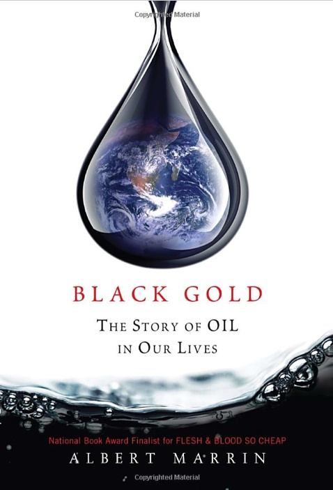 Black Gold. Cover Art by Ericka O'Rourke