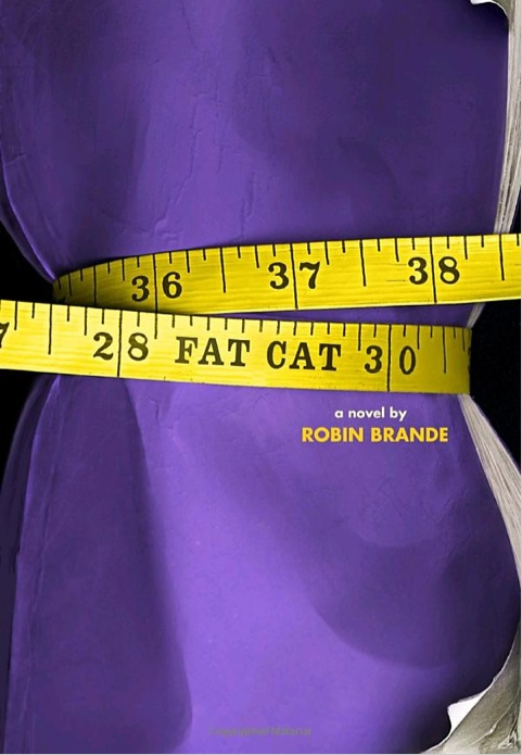 Fat Cat. Cover Art by Ericka O'Rourke
