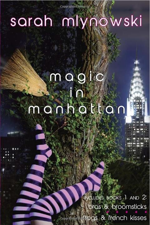 Magic in Manhattan. Cover Art by Ericka O'Rourke