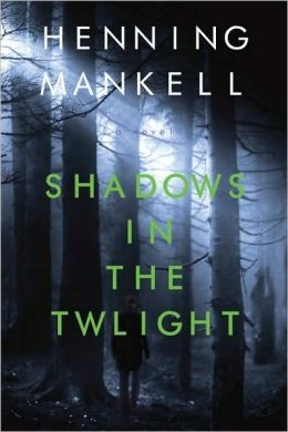 Shadows in the Twilight. Cover Art by Ericka O'Rourke