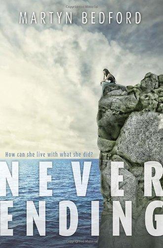 Never Ending. Cover Art by Ericka O'Rourke