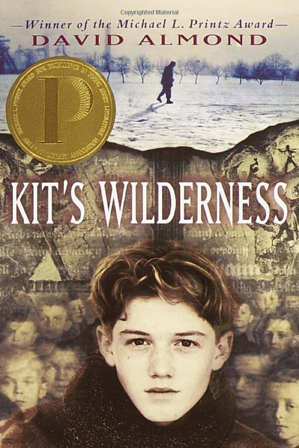 Kit's Wilderness. Cover Art by Ericka O'Rourke