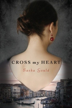 Cross My Heart. Cover Art by Ericka O'Rourke